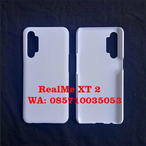 Jual Casing Polos 3D sublim RealMe XT 2