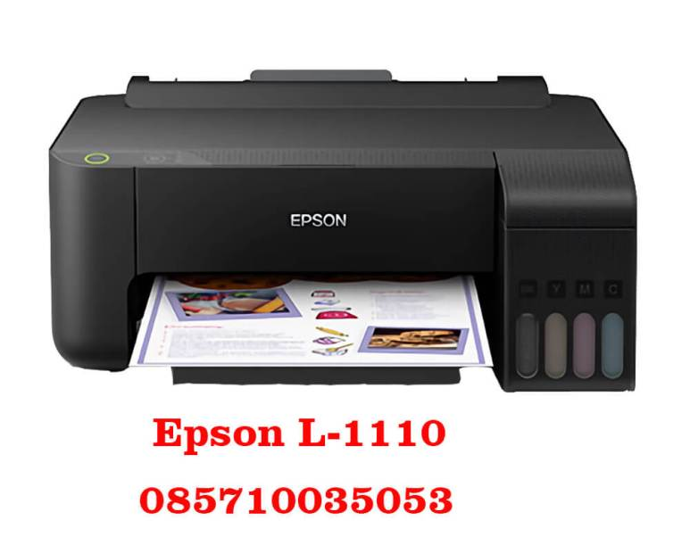 Jual Printer L1110 Paketan Tinta Sublim